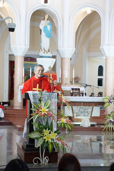 Bài chia sẻ thánh lễ ngày năm thánh cho các nhà giáo tại Giáo phận Qui Nhơn