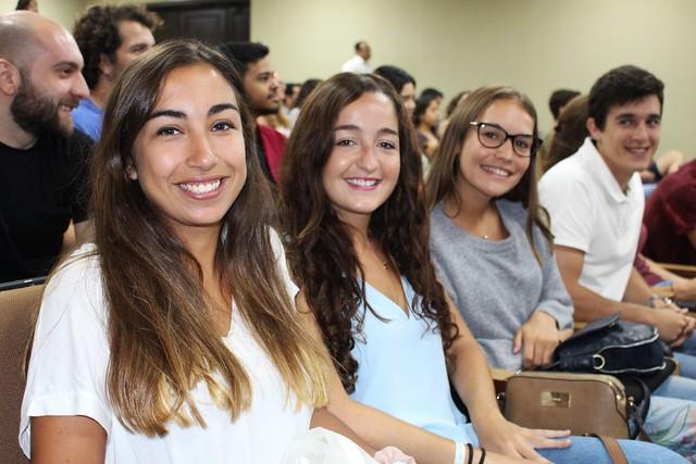 150 estudiantes se suman a la experiencia internacional