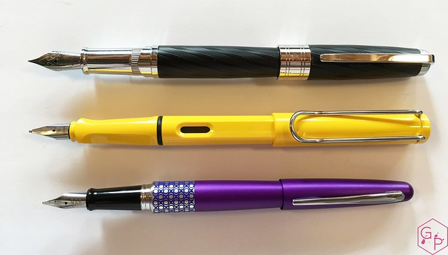 Review 3952 X800 Fountain Pen @PenChalet 7