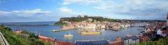 Whitby and Saltwick Bay