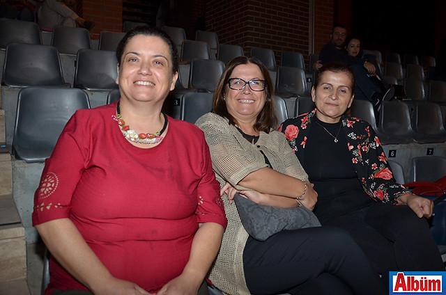 Zahide Erdem, Emine Kılınçay, Rabia Çetin