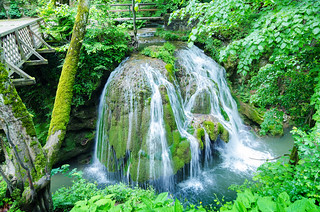 Waterfalls Bigar, one of the most beautiful waterfalls in the world