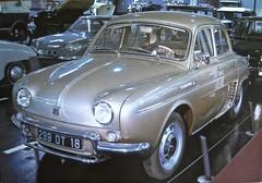 1961 RENAULT Ondine R1090A Berline