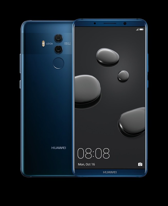 Huawei Mate 10 Pro (Midnight Blue)