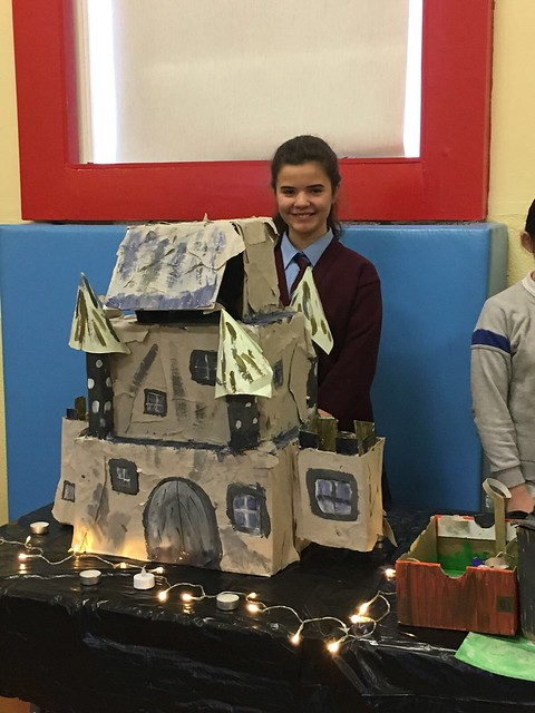 Hogwarts comes to St.Brigids!