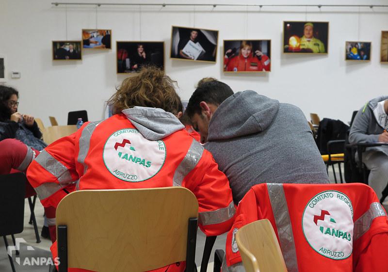 Servizio civile: la formazione a L'Aquila