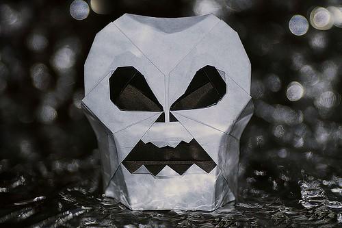 Origami Skull (Jo Nakashima)