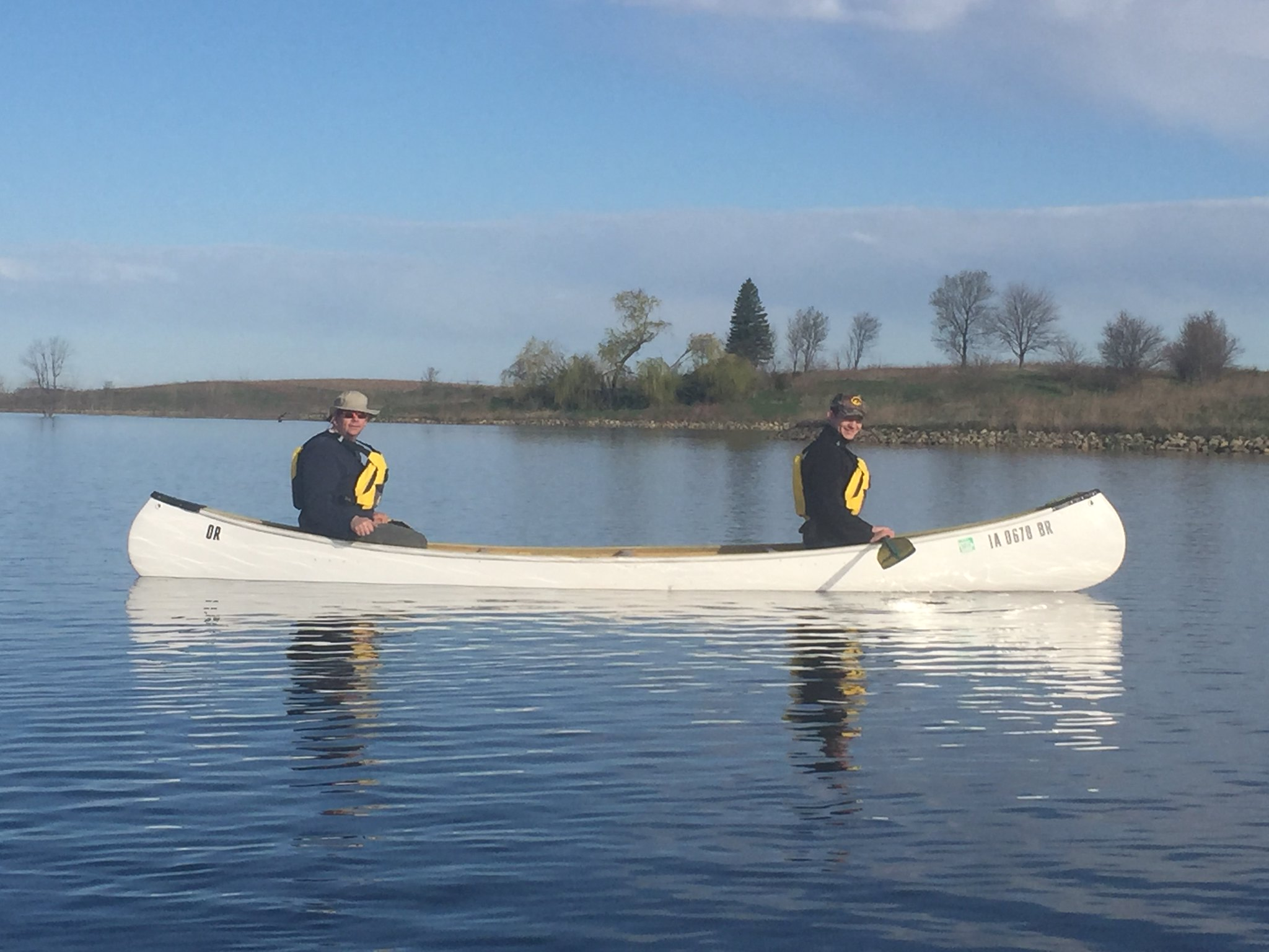 Composite Canoe Build - Canoetripping net Forums