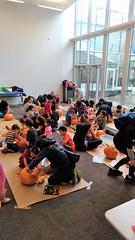 Pumpkin Carving Party 2017
