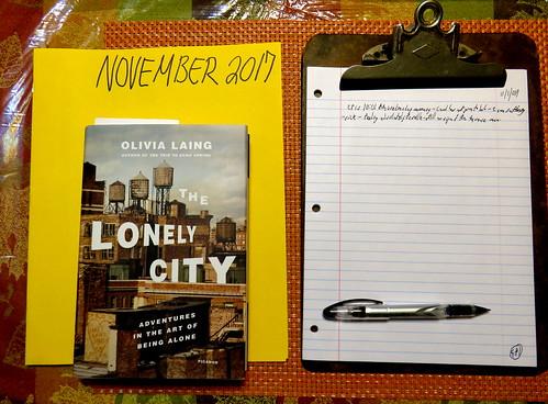 November 2017 Diary