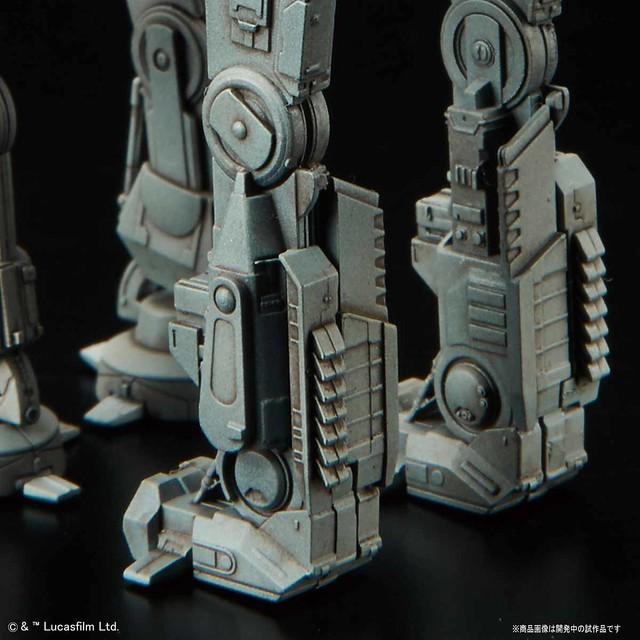 MECHA COLLECTION《星際大戰:最後的絕地武士》 第一軍團走獸載具「AT-M6」!ビークルモデル 012 AT-M6