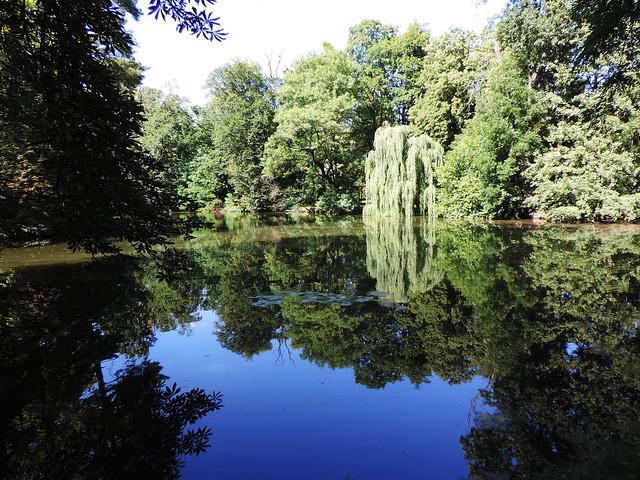 Chateau Garden, Kroměříž, Czech Republic