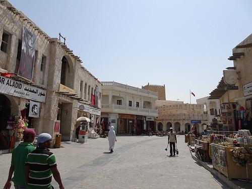 Doha: Souq Waqif