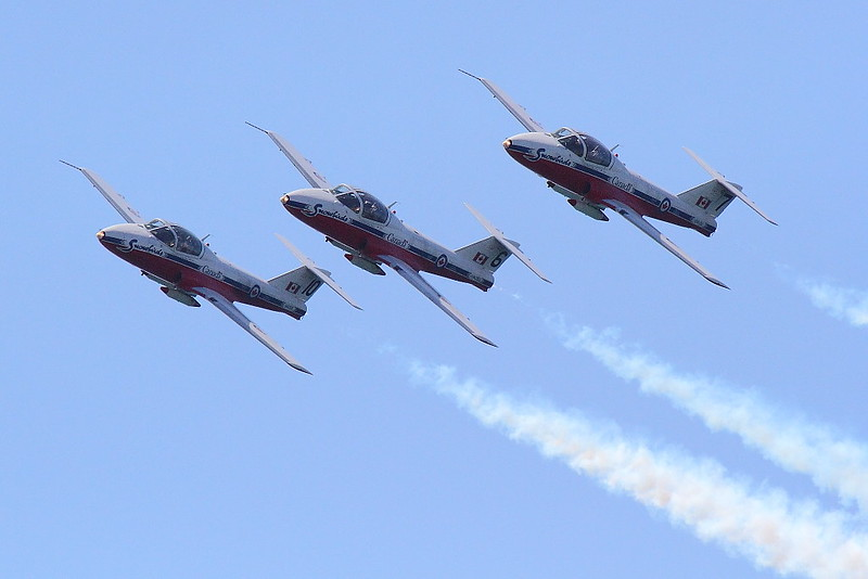 IMG_4498 Canadian Forces Snowbirds