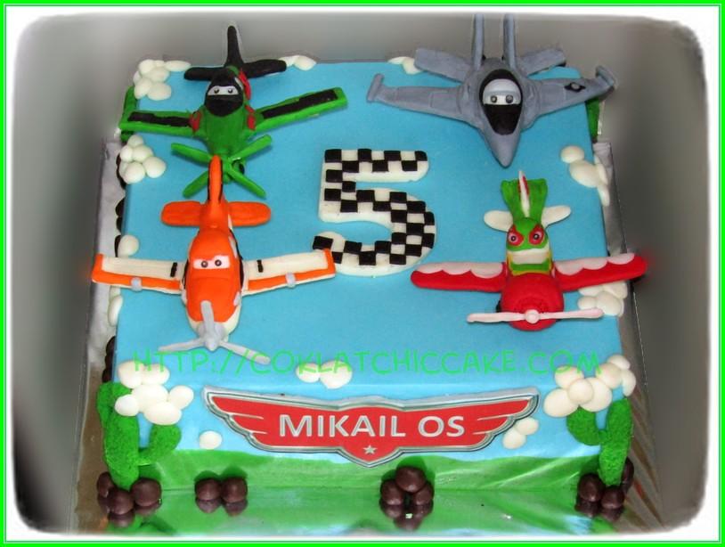 Cake disney Planes Mikail