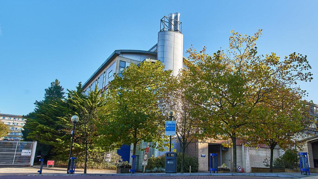 9 West building