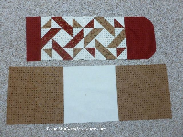 Sew Along Tablet Cover at From My Carolina Home