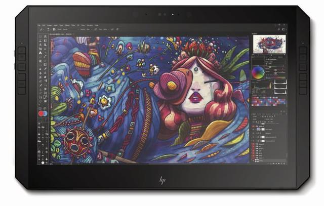 HP ZBook X2 : Une solution hybride 14 pouces UltraHD avec stylet et NVIDIA Quadro