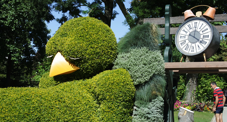 Bezienswaardigheden in Nantes, Frankrijk: jardin des plantes | Mooistestedentrips.nl