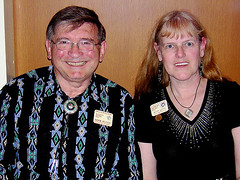 Norm Wilcox & Betsy Gotta