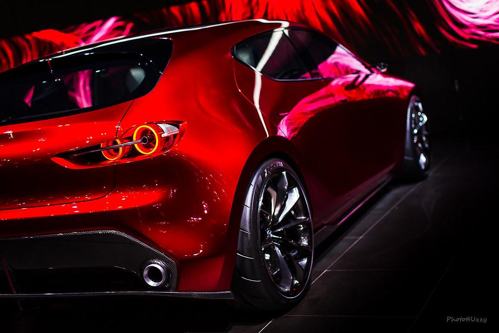 Mazda concept KAI (魁)
