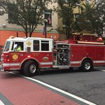 Nyack Fire Department Orangetown Fire Co. No. 1 Engine 10-1250