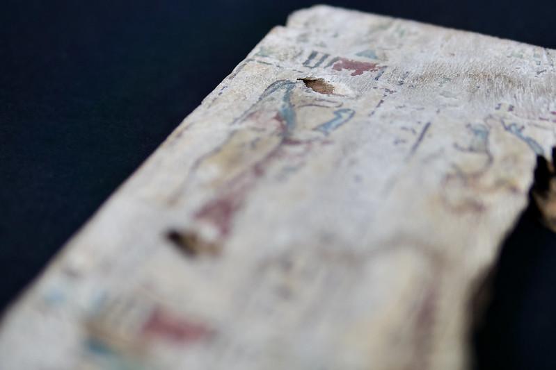 Restitution aux autorités égyptiennes de huit pièces archéologiques saisies par la douane française en janvier 2010