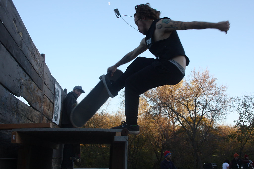 Lawrence Skater Association 8