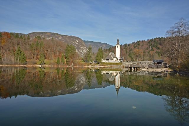 Lake Bohinj, Ribcev Laz
