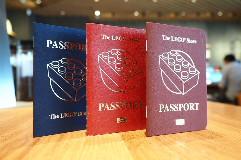 The LEGO Passport
