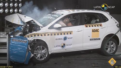 Volkswagen Polo LatinNCAP