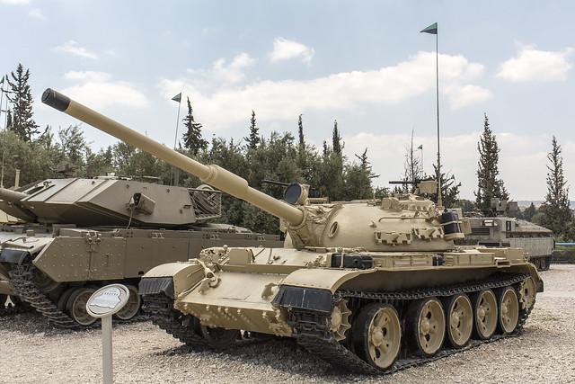 T-55 South Lebanese Army
