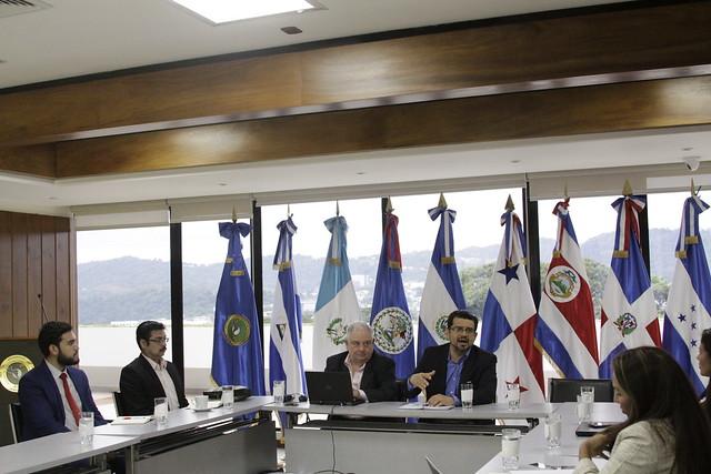 Reunión del Grupo Técnico de Eficiencia Energética de los países del SICA