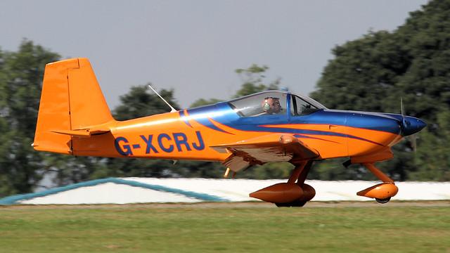 G-XCRJ