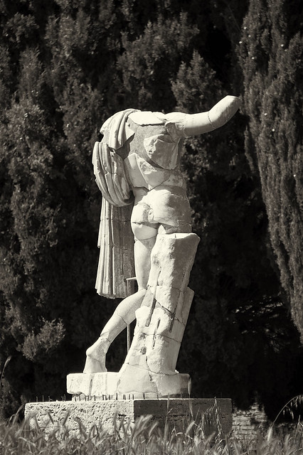 Rome ~ in black and white