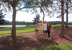 Mary & I and Tyler & Alicia at the Shingle Creek, Orlando