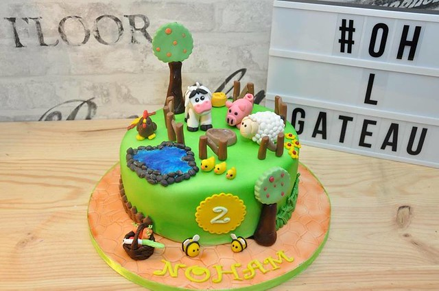 Cake by Oo DS