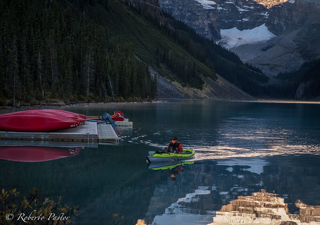 Lake Louse - Alberta (Canadá)