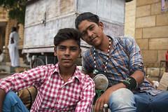 Govind and Arjun