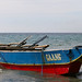 Fishing boat Philippines.