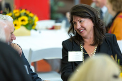 2017 - October - CHS - Foundation Governors Breakfast with the Dean-7