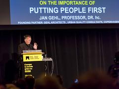 Jan Gehl world design summit 2017 by eva blue 07