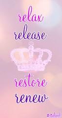 #relax #restore #renew #studioml #beautycare #queenisonlyone #keepcalm #clearmind #happieness #rebalance #pastelpink #pinkcolour #pampertime #pleasure #studioinderby 💜