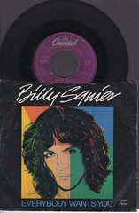 Billy Squire - Everybody Wants You