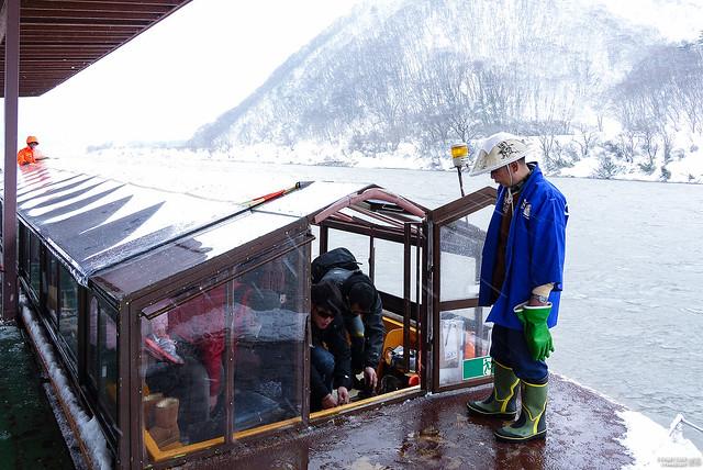 山形 最上川遊覽船