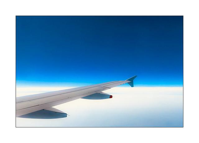 Vol AF6262 Blue Sky