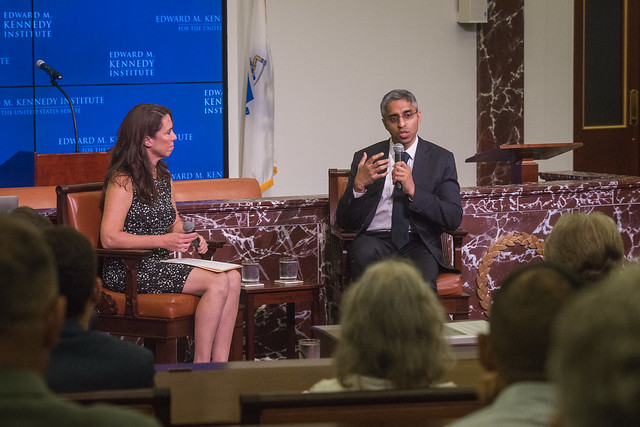 Getting to the Point with Dr. Vivek H. Murthy