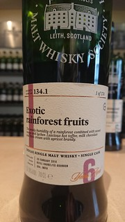 SMWS 134.1 - Exotic rainforest fruits