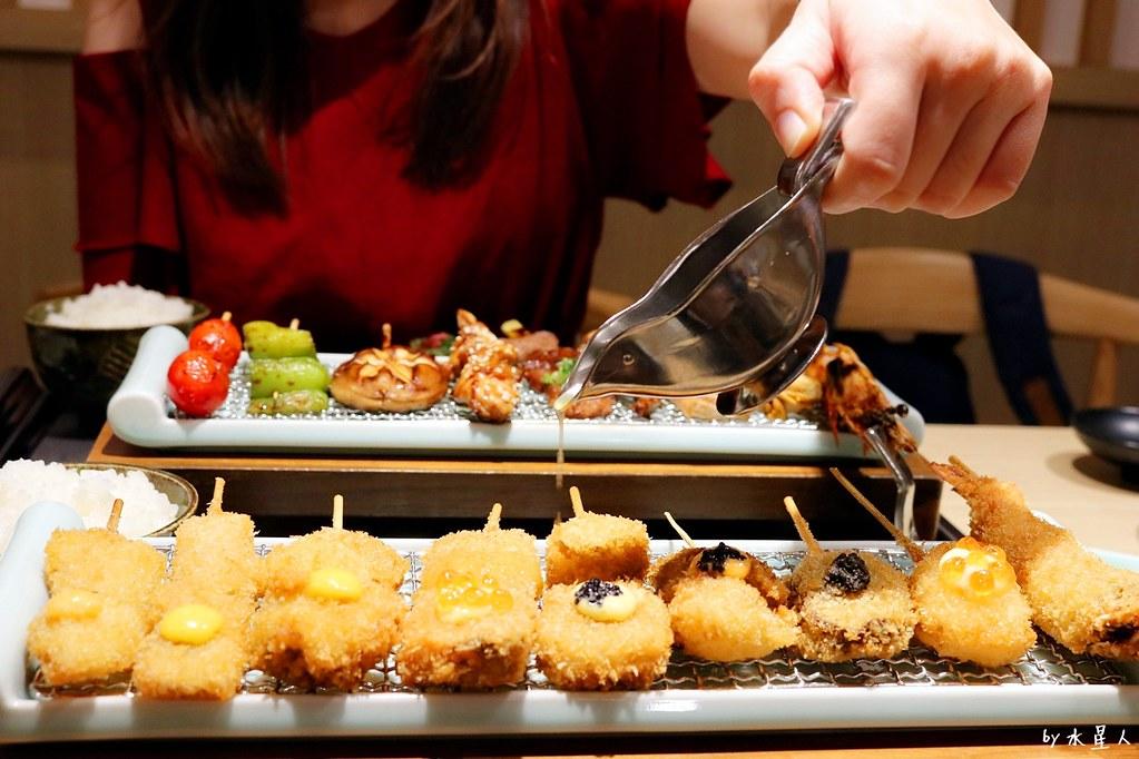 37164893624 81180d0e3d b - 熱血採訪|天串元祖串楊,中友百貨美食,日式串揚炸物、串燒烤物還有酥脆噴汁的炸牛排丼飯
