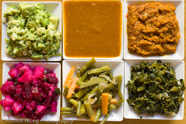 Vegetable Sampler, Letena, Washington D.C.